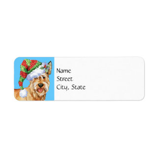 Happy Howlidays Berger Picard Label