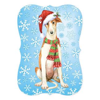 Happy Howlidays Borzoi Card