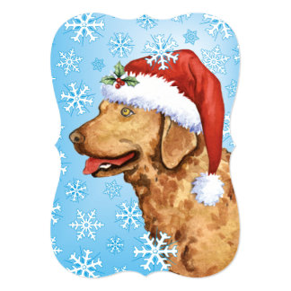 Happy Howlidays Chessie Card