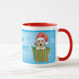 Happy Howlidays English Setter Mug