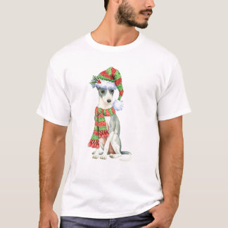 Happy Howlidays Italian Greyhound T-Shirt