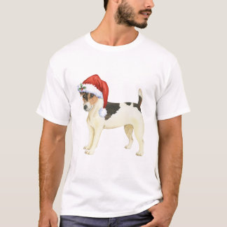 Happy Howlidays Russell Terrier T-Shirt