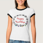 Happy Howlidays T-Shirt
