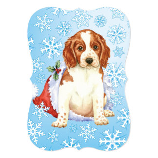 Happy Howlidays Welshie Card