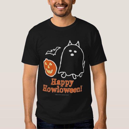 Happy Howloween (Ghost) Tee Shirt