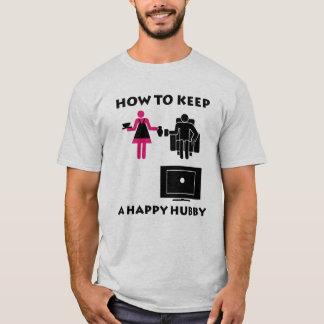 Happy Hubby T-Shirt