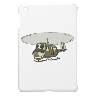 Happy Huey Helicopter Cartoon iPad Mini Cover
