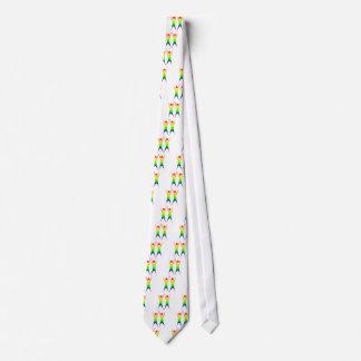Happy Human Tie