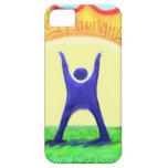 Happy HumanLight.jpg iPhone 5 Cases
