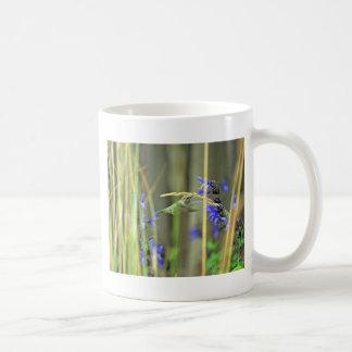 Happy Hummer III Classic White Coffee Mug
