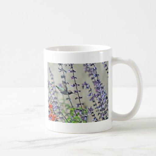 Happy Hummingbird II Coffee Mug