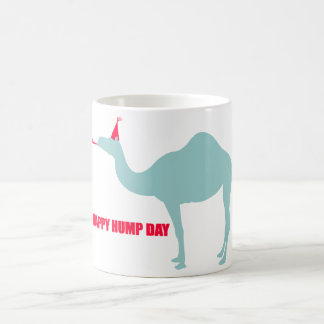 Happy Hump Day Camel Coffee Cup