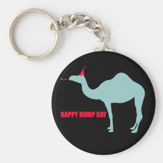 Happy Hump Day Camel Key Chain