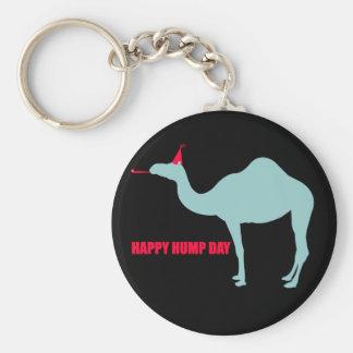 Happy Hump Day Camel Key Chain