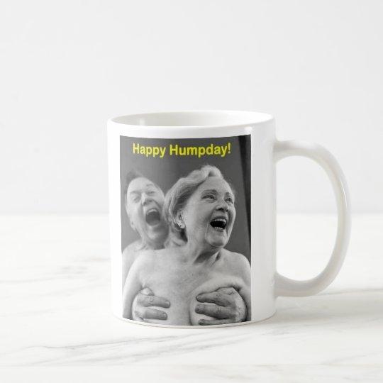 Happy Hump Day Coffee Mug