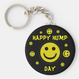 Happy Hump Day! Keychain
