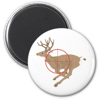 Happy Hunting Ground 2 Inch Round Magnet