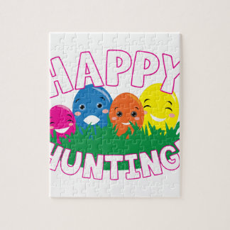 Happy Hunting Jigsaw Puzzle