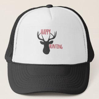 Happy Hunting Trucker Hat