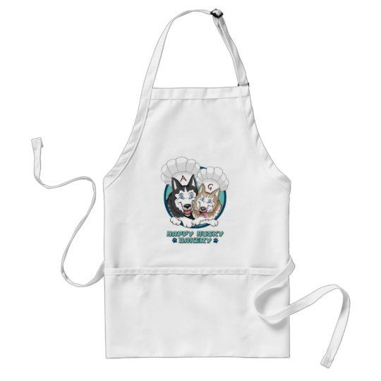 Happy Husky Bakery - Bakers Apron