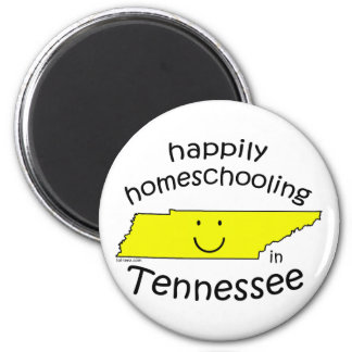 Happy in Tennessee Magnet