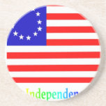 Happy Independence Day! Coaster