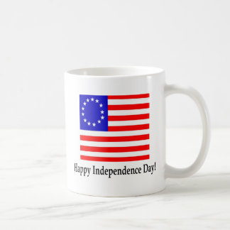 Happy Independence Day! Coffee Mugs