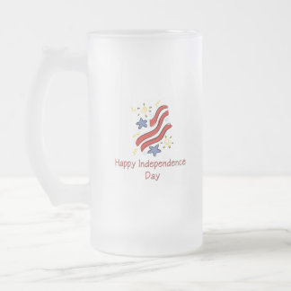 Happy Independence Day Coffee Mugs