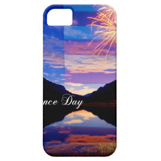 Happy Independence Day iPhone SE/5/5s Case