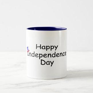 Happy Independence Day July 4 Coffee Mug