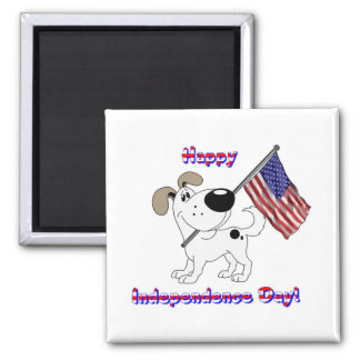 Happy Independence Day! Magnet