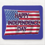Happy Independence Day Mousepad