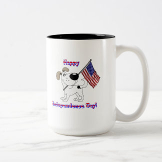 Happy Independence Day! Mugs