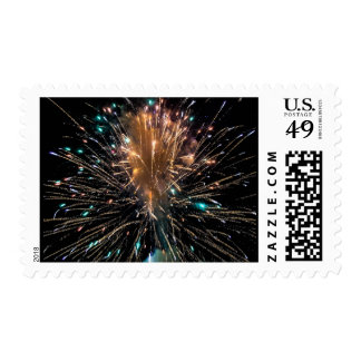 Happy Independence Day! Postage