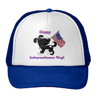Happy Independence Day! Trucker Hat
