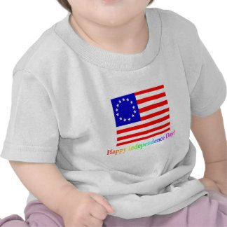 Happy Independence Day T-shirts