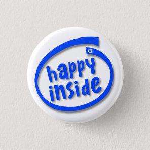 Happy Inside Button