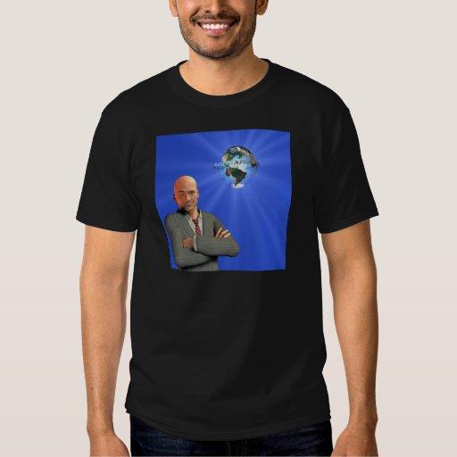 Happy internet man tee shirt
