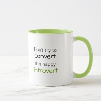 Happy Introvert Mug