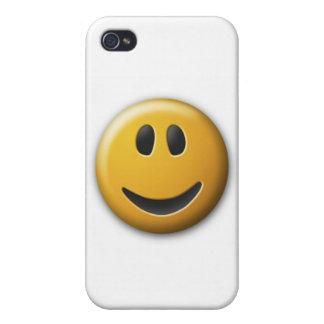 happy iPhone 4/4S cover