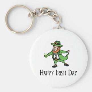 Happy Irish Day Keychains