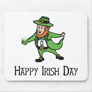 Happy Irish Day Mouse Pad