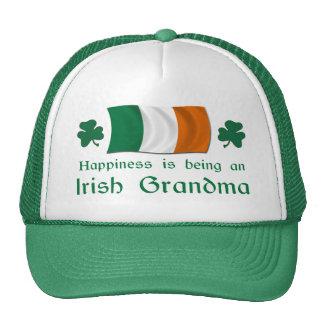 Happy Irish Grandma Trucker Hat