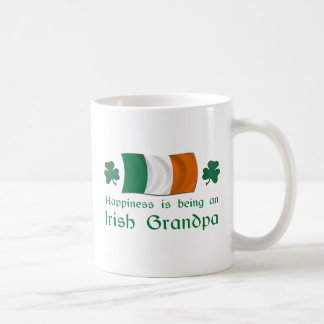 Happy Irish Grandpa Coffee Mug