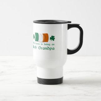 Happy Irish Grandpa Coffee Mugs