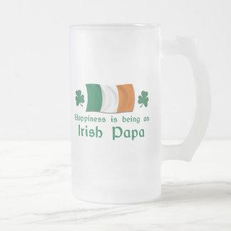 Happy Irish Papa Coffee Mug