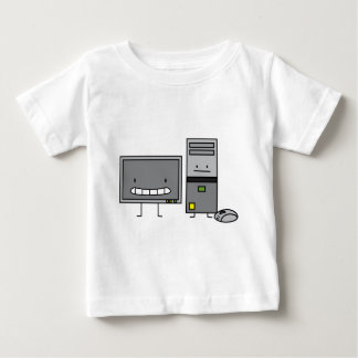 Happy IT Computer Family - Infant T-Shirt