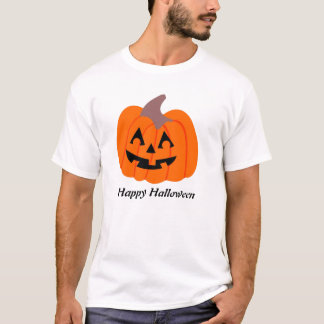 Happy Jack - Halloween Mens Basic T T-Shirt