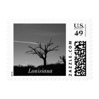Happy Jack, Louisiana Stamps