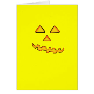 Happy Jack--O-Latern Card